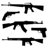 Fire-arms — Vecteur