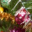 Sparkling tree ornament — Stock Photo #8305035