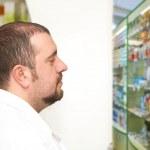 Pharmacist at pharmacy — Stock Photo #9767172