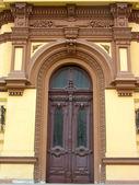 Classic architecture house decoration details — Stock Photo