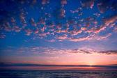 Sundown. — Stock Photo