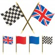 Royalty-Free Stock Vector Image: Winning great britain