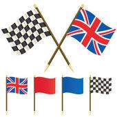 Winning great britain — Stock Vector