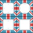 Uk frames — Stock Vector #9914567