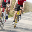Bicycle race — Stock Photo #9800836