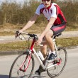 Cyclist — Stock Photo #9801423