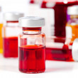 Medicine vials - Stock Photo