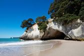 Cathedral Cove — Foto Stock