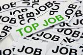 Top job — Stock Photo