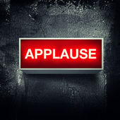Applause — Stock Photo