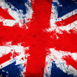 Great Britain flag — Foto de stock #10476482