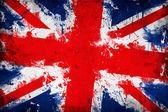 Groot-brittannië vlag — Stockfoto