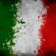 Italian flag — Stock Photo #10691144