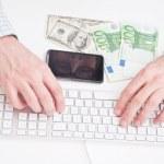 Making money — Stock Photo #8072940