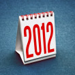 Calendar 2012 - Foto Stock
