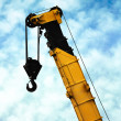 Construction Crane — Stock Photo #8161093