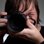 Photographer shooting — Stock Photo #8419701