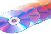 DVD discs — Stock Photo