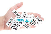 Better job, new job, top job — Stock Photo