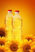 Aceite de girasol — Foto de Stock