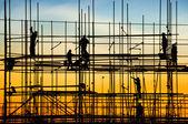 Baustelle — Stockfoto