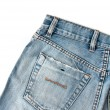 Jeans pocket - Stock Photo