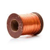 Copper Wire — Stock Photo