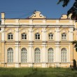 Stock Photo: Metropolithousing Alexander Nevsky Monastery in St. Petersburg
