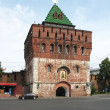 Photo: Dmitrovskay(Demetrius), Tower of Kremlin. Nizhny Novgorod
