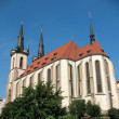 Royalty-Free Stock Photo: St. Anthony of Padua Cathedral in Prague, Czech Republic