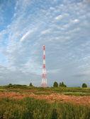 Repeater tower — Foto de Stock