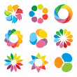 Icon design elements — Stock Vector #8686255