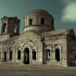 Old church ruins — Stockfoto #8801873