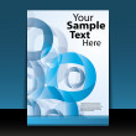 Flyer Design - Business — Stock Vector #8020740