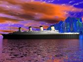Titanic — Stock Photo