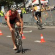 Постер, плакат: Triathlon Geneva Switzerland