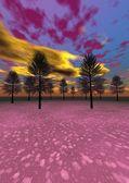 Landschaft — Stockfoto