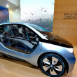 BMW i3 Concept car - Stock Photo