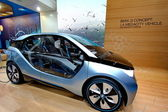 Bmw i3 concept-car — Fotografia Stock