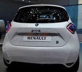 Renault ZOE — Stock Photo
