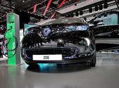 Renault ZOE — Foto Stock