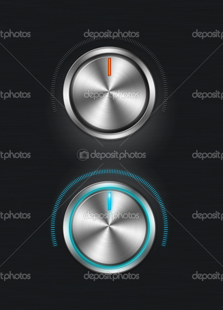 Volume Control  — Stock Photo #10551612