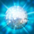 Shining disco ball — Stock Photo #8661839
