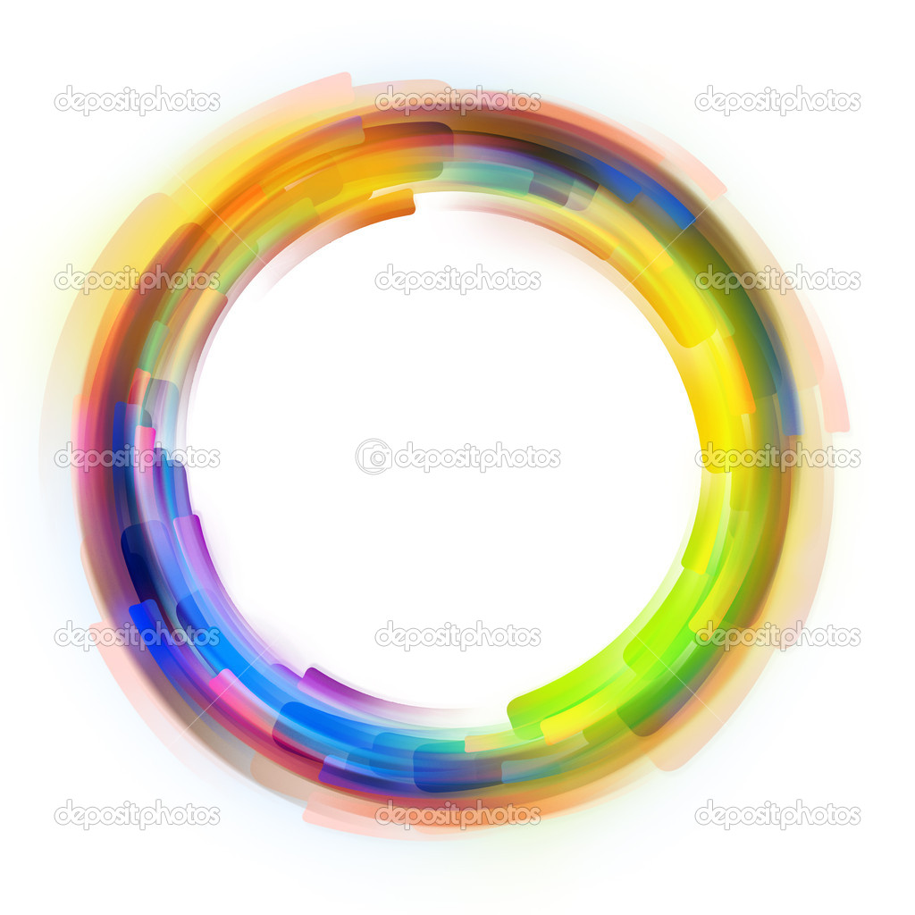 Frame of colorful background  — Stock Photo #9215106