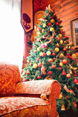 Christmas interior — Stockfoto