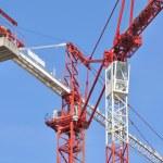 Cranes details — Stock Photo #9652812