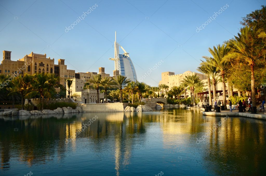 Photo of Dubai, UAE — Stock Photo #8426039