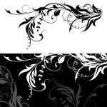Design element (swirls)-5 — Stock Vector #9812955