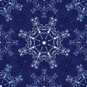 Blue lace1. — Stockvector