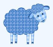Moutons de l'application. — Vecteur